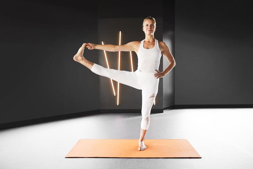 Yoga Chaud Créatif - Yoga Fitness  Yoga Fitness